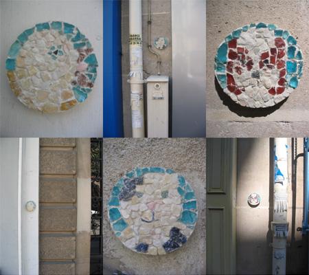 Street Mosaïc Mosaiques